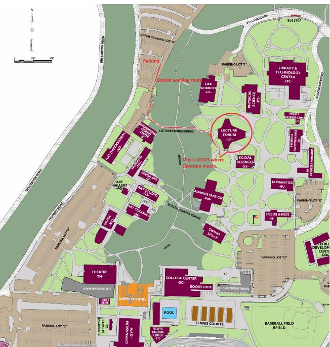 Mpc Campus Map | Earth Map